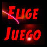 Elige Juego