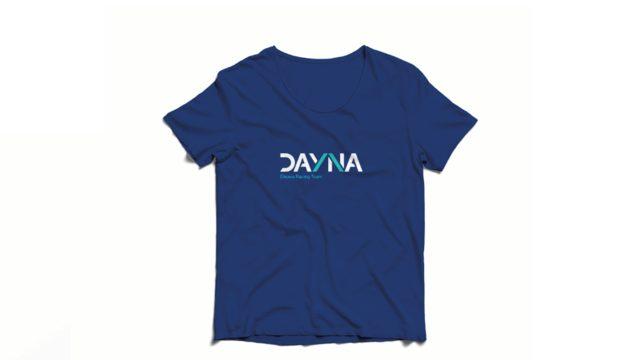 T-shirt ERT & Dayna