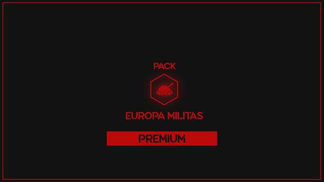 PREMIUM PACK EUROPA MILITAS