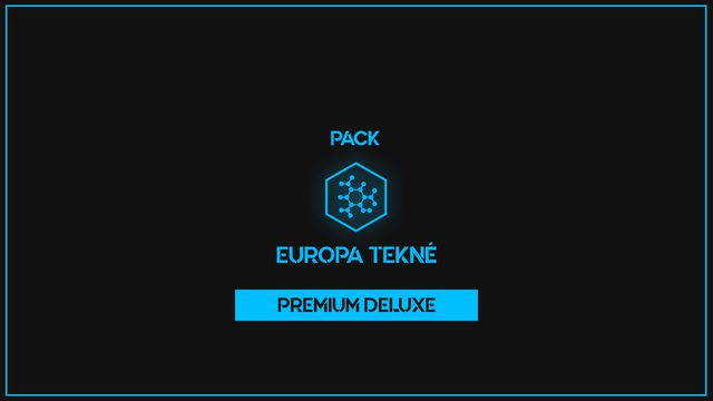 EUROPA TEKNÉ DELUXE PACK