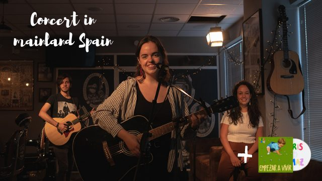 Concert in mainland Spain