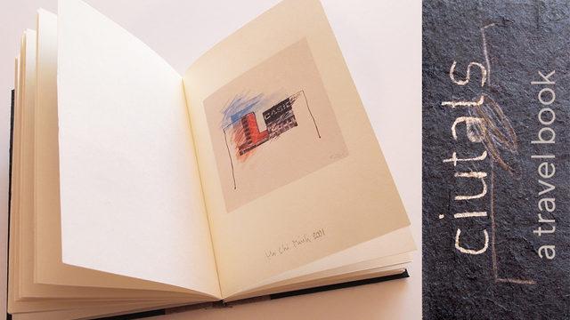 CIUTATS, a travel book