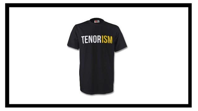 Camiseta TENORISM
