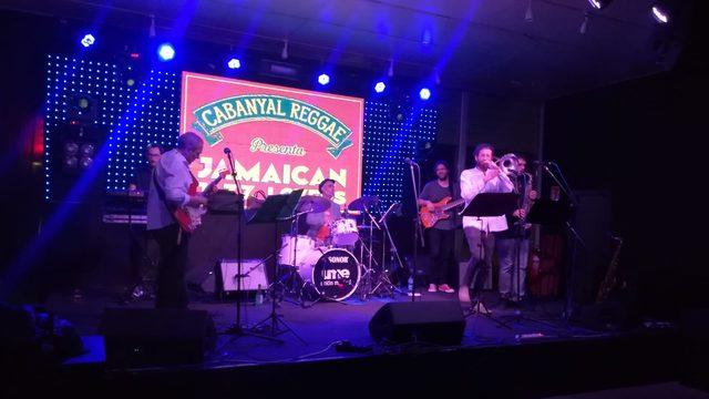 Live Show quartet