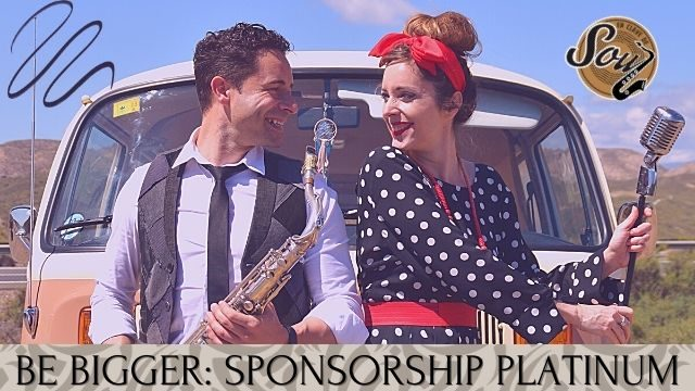 BE BIGGER: Sponsorship Platinum