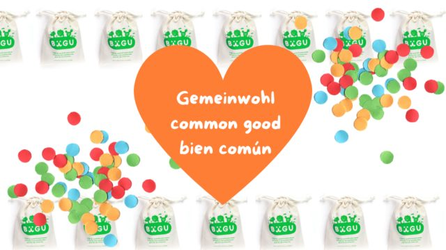 Mi heart for the common good