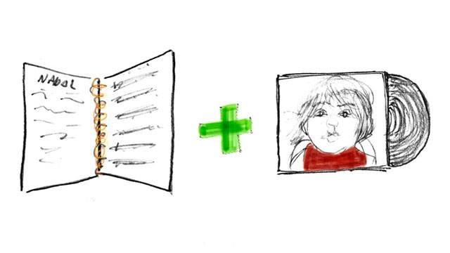 Cançoner manuscrit + Vinil o CD