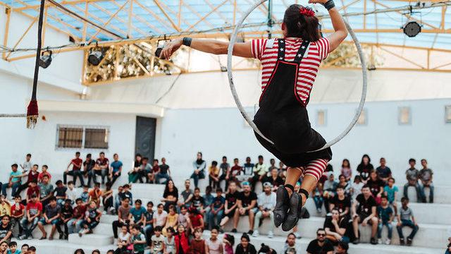 Circus Gala of Pallasos en Rebeldía