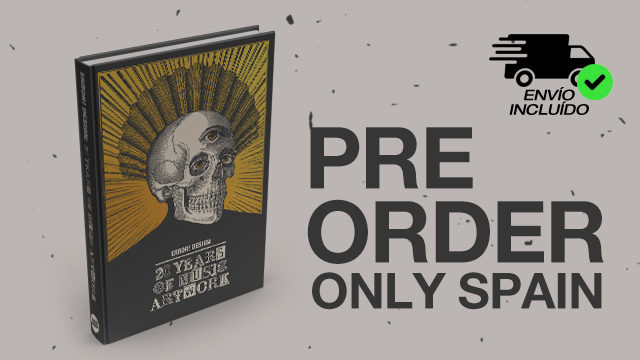 PRE ORDER (Only Spain)