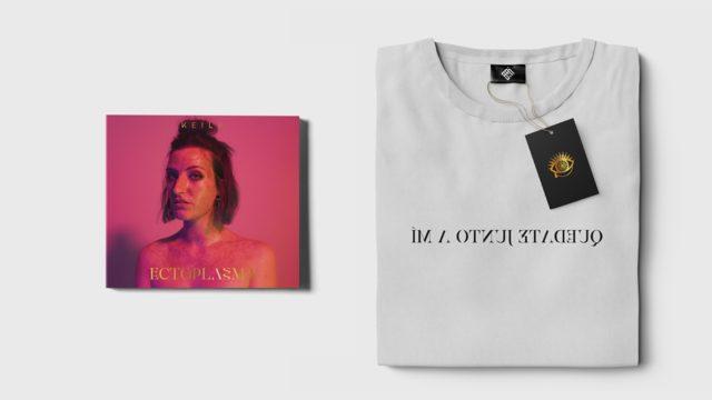 Disco Físico + Camiseta