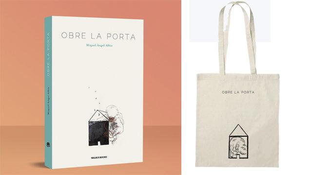 Llibre físic i bossa