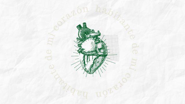 Habitante de mi corazón