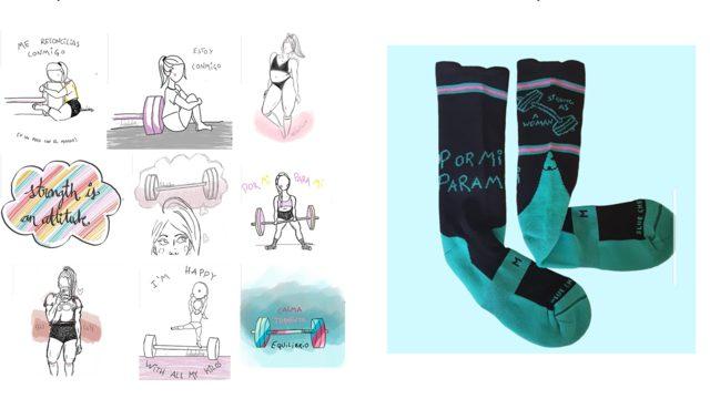 PACK 1 - calcetines + print