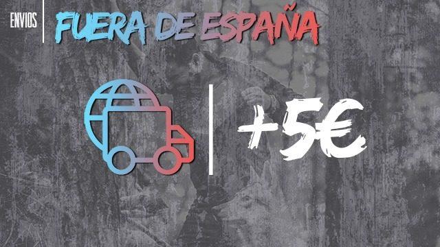 Envíos fuera de España