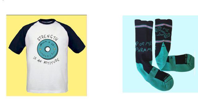 PACK 2 - camiseta + calcetines