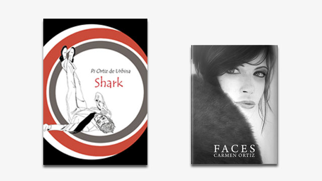Two Sisters Pack: Shark + Faces