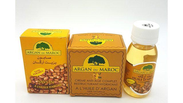 Kit productos argán