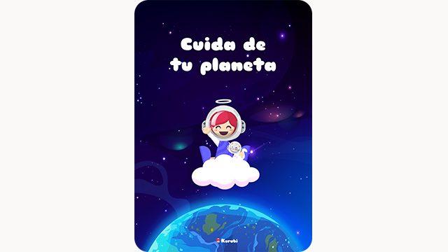 Ilustracion Planeta