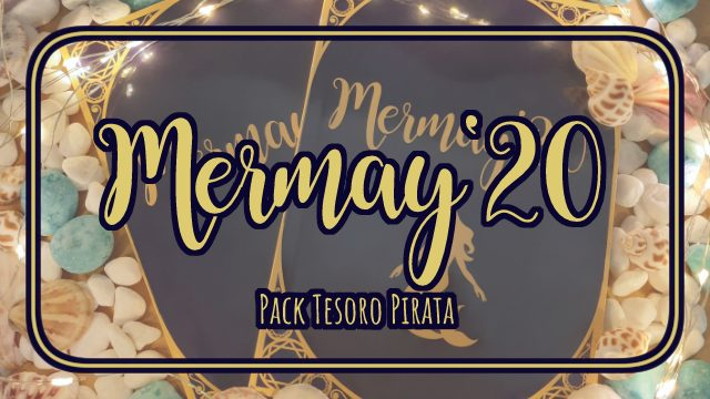 Pack tesoro pirata