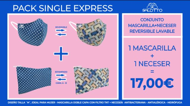 SINGLE EXPRESS PACK