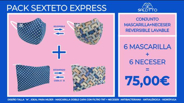 EXPRESS SEXTET PACK