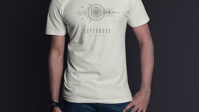 El disco + Póster A2 + Camiseta Supernova