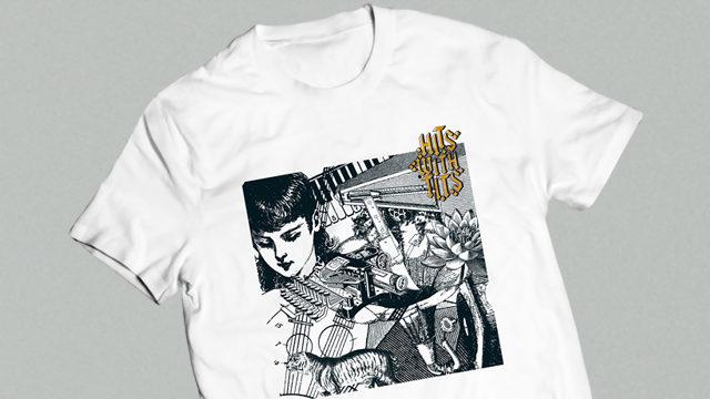 Camiseta Hits With Tits Vol. 7