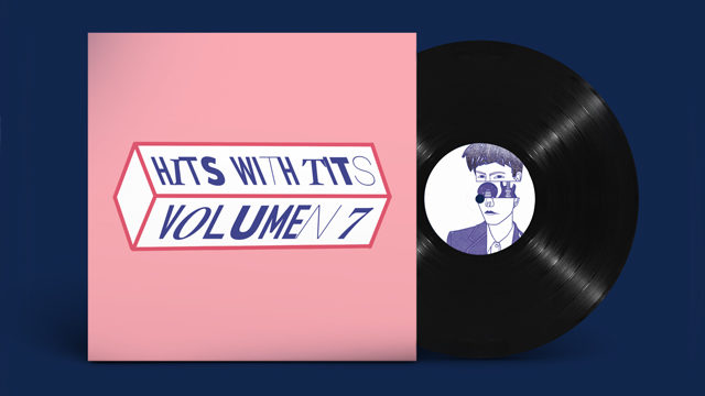 Hits With Tits Vol. 7 en VINILO