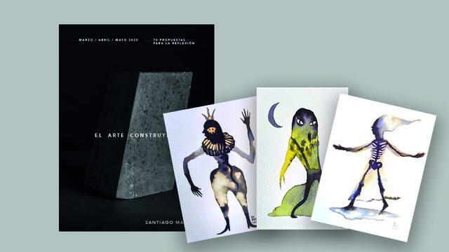 El libro + Ilustración Luc Bueno