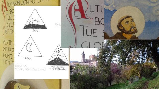 Catàleg + invitació + descàrrega gravació + publicació + 2 fotografies + el càntic + sortida