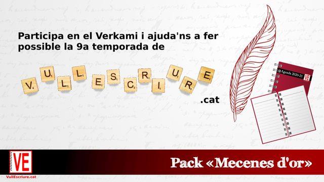 Pack «Mecenes d'or»