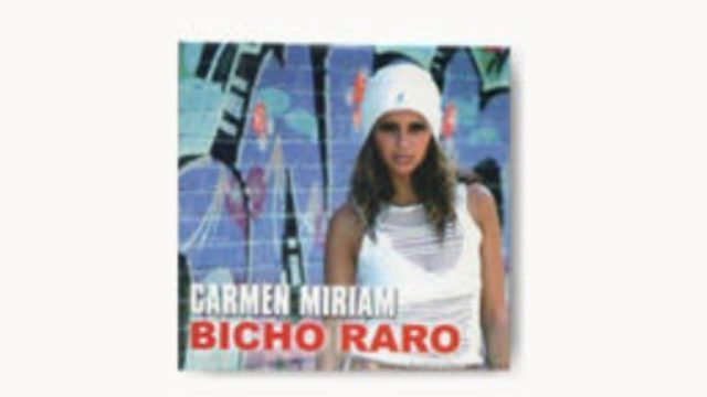 "CD single ""Bicho raro"""
