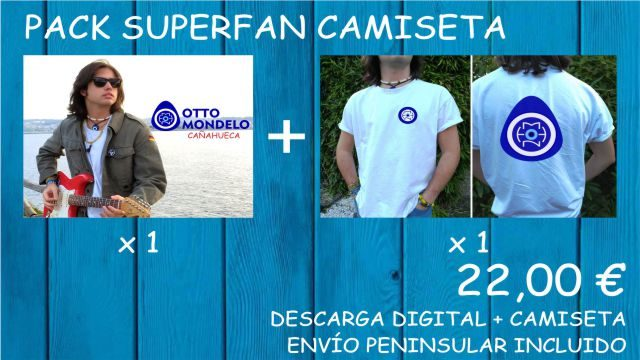 PACK SUPERFAN CAMISETA