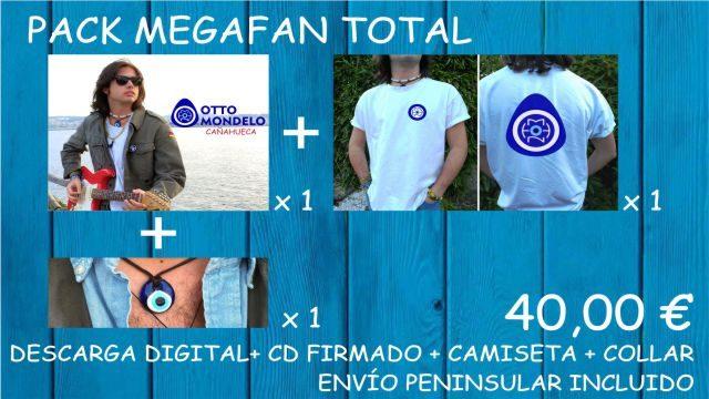 PACK MEGAFAN TOTAL