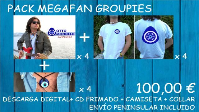 PACK MEGAFAN GROUPIES
