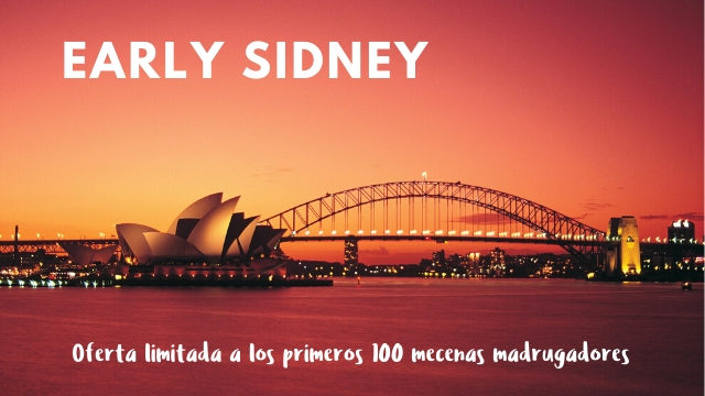 EARLY SIDNEY