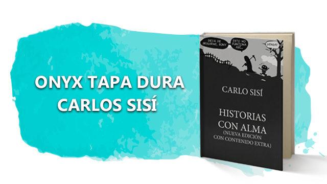 ONYX TAPA DURA CARLOS SISÍ HcA (2020)