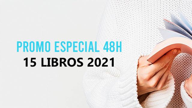 ONYX OFERTA 15 LIBROS 2021