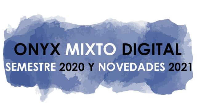 4 LIBROS DIGITALES MIXTOS 2020/2021