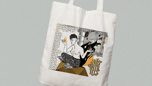 Totebag Hits With Tits Vol. 7