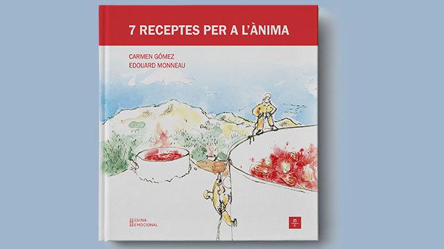 """4. Llibre """"7 receptes per a l'ànima"""""""