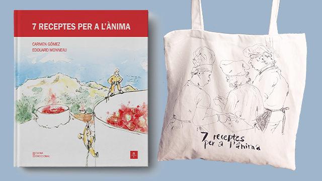 5. Llibre + bossa amb ànima
