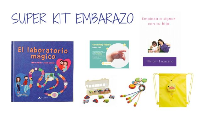 SUPER KIT EMBARAZO