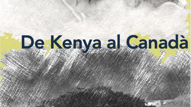 "Book ""From Kenya to Canada"""