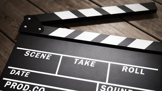 Un día de rodaje + Aparición en lo créditos