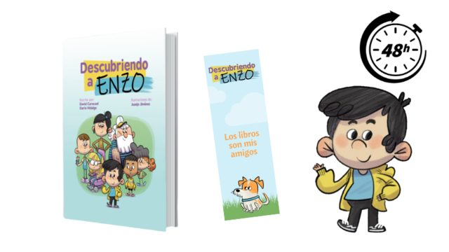 """Pack Early """"Descubriendo a Enzo"""""""