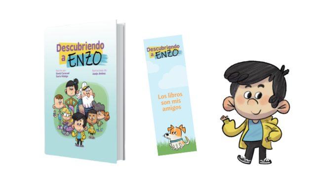 "Pack ""Descubriendo a Enzo"""
