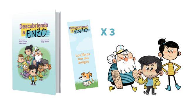 "Pack ""Familia Enzo"""
