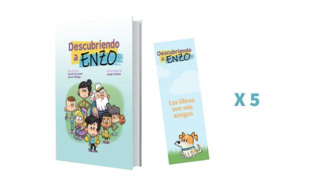"""Pack Mini """"Descubriendo a Enzo"""""""