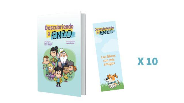 """Pack Maxi """"Descubriendo a Enzo"""""""
